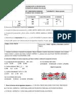 COLEGIO NACIONALIZADO LA PRESENTACION DUITAMA MATEMÁTICAS GRADOS 301 MATEMATICAS RESJUELTO