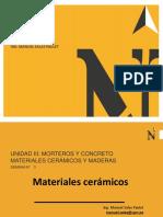 Materiales de Construcción - Unidad 3_semana 3_1