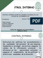 Presentación1 CONTROL INTERNO HOSPITAL GENERAL