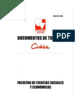 Doc. Trabajo No. 172 Un análisis de la efectividad de los canales de búsqueda de empleo para las 13 áreas metropolitanas de Colombia en el 2017