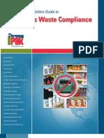 California Retailers Guide to Hazardous Waste Compliance