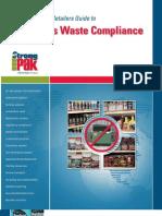 Automotive Retailers Guide to Hazardous Waste Compliance