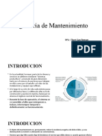 Introduccion de Ingeniería de Mantenimiento.pptx
