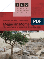 BECK, H., SMITH, P. J. E. (Ed.), Megarian moments