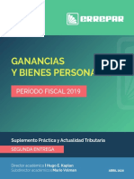 Ganancias y BP 2019