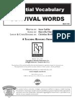 Survival Words, Remedia.pdf
