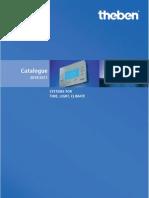 Theben Catalogue En