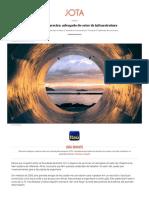 Diário de Carreira_ advogado do setor de infraestrutura - JOTA Info