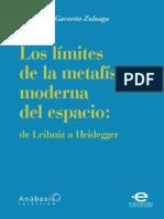 Límites de La Metafísica (Sampler) (1)