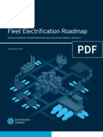 Electrification Coalition - Fleet Electrification Roadmap