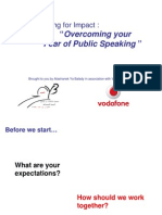02 Overcoming Your Fear of Public Speaking - Lecture Pack