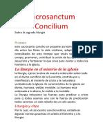 Sacrosanctum Concilium.docx