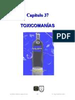37 TOXICOMANÍAS