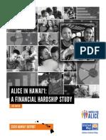 ALICE report