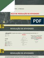 ATIVIDADES - 3º ANO EM E PRÉ MEDICINA.pptx