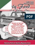 57 66 Truck Parts DL