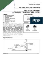 IPS1051LPbF