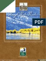 Fall 2009 -- Rough Rider Reader