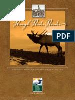 Fall 2010 -- Rough Rider Reader