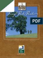 Spring 2010 -- Rough Rider Reader