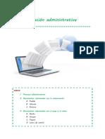 Tema 7; Documentación administrativa.pdf
