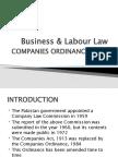 Business & Labour Law