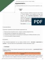 Texto dissertativo-argumentativo_ como fazer e exemplo - Português