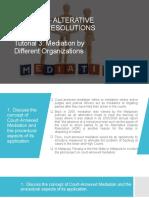 Mediation by Different Organisations.pptx