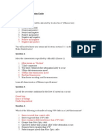 Cisco Chapter 3 Revision Guide Answer Sheet