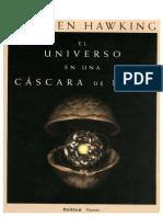 Stephen Hawking - El  universo en una cascara de nuez.pdf