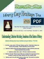 Heritage Day Tea Power Point
