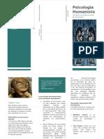 folleto humanismo