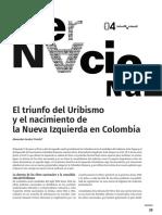 El triunfo del Uribismo