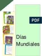 DIAS MUNDIALES