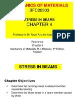 BFC20903_CHAPTER 4_BENDING STRESS & SHEAR STRESS.pdf