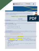 Práctica Individual Matemática 4°
