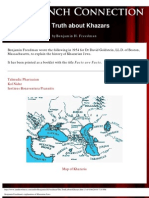 Truth About Khazars