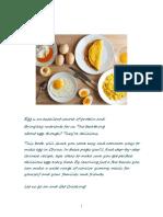 The Magic Egg Cookbook Susan B