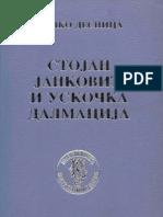 Стојан Јанковић и Ускочка Далмација -  Бошко Десница