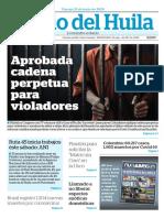 19 Junio Diario del Huila