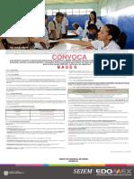Beca Exención de Pago Para El Ciclo Escolar 2020-2021 EDOMÉX