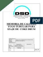 Memoria de Cálculo Final Rev-03