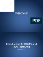 Chapter1introductiontosqlserver