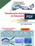 Planificación estratégica en la Gerencia Educativa