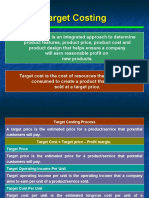 Target cost.ppt