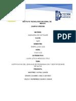Justificacion-Lenguaje pro y base de datos- Carlos.docx
