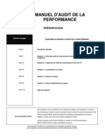 Performance Audit Manual Fr
