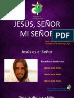 JESÚS, SEÑOR