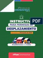 Instructivo de Cuarentena