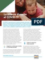Crianza y covid-19